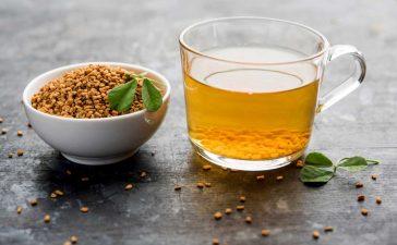 الفوائد اكتشفي فوائد مشروب الحلبة والحليب لعلاج النحافةللحلبة