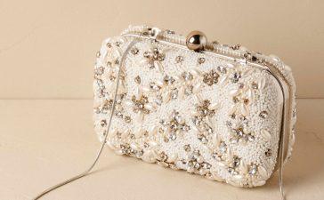 صيحات متجددة وأشكال أنيقة من حقيبة العروس