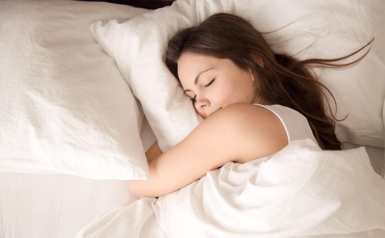 كيف انام بسرعة