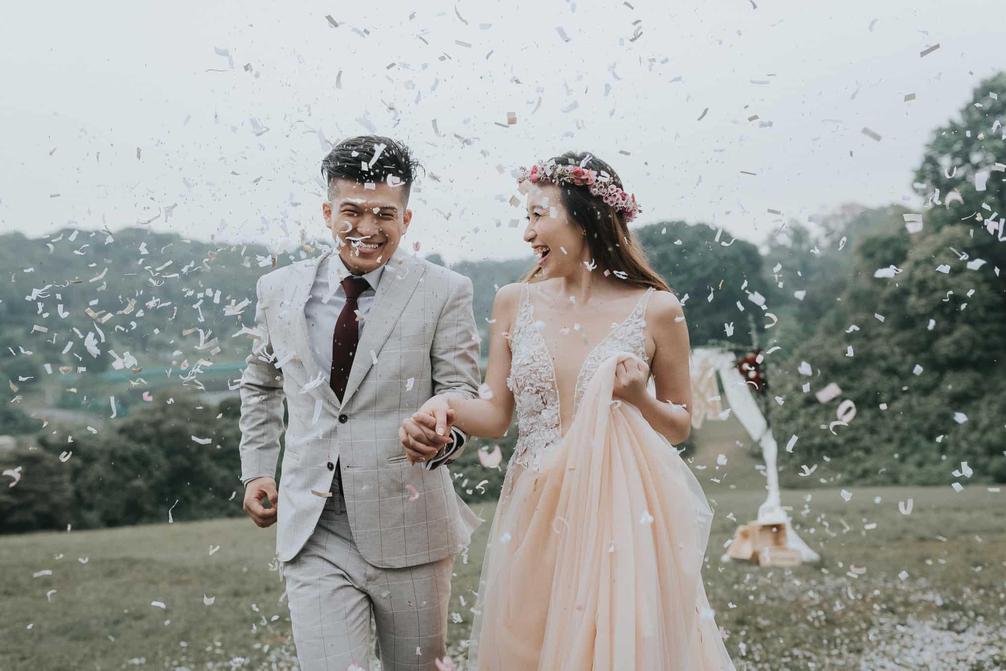 كيف تخططين لزفاف صغير ومميز بخطوات بسيطة؟