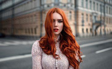 الشعر الأحمر عام 2020