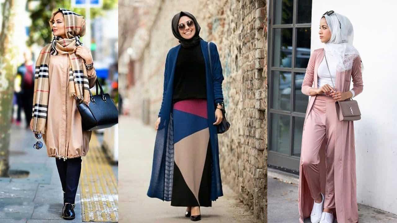 بالصور: أفكار أنيقة لتنسيق ملابس محجبات شتاء 2020