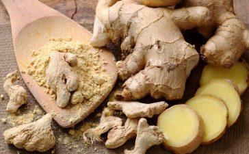 مواد غذائية غنية بالمضادات الحيوية الطبيعية