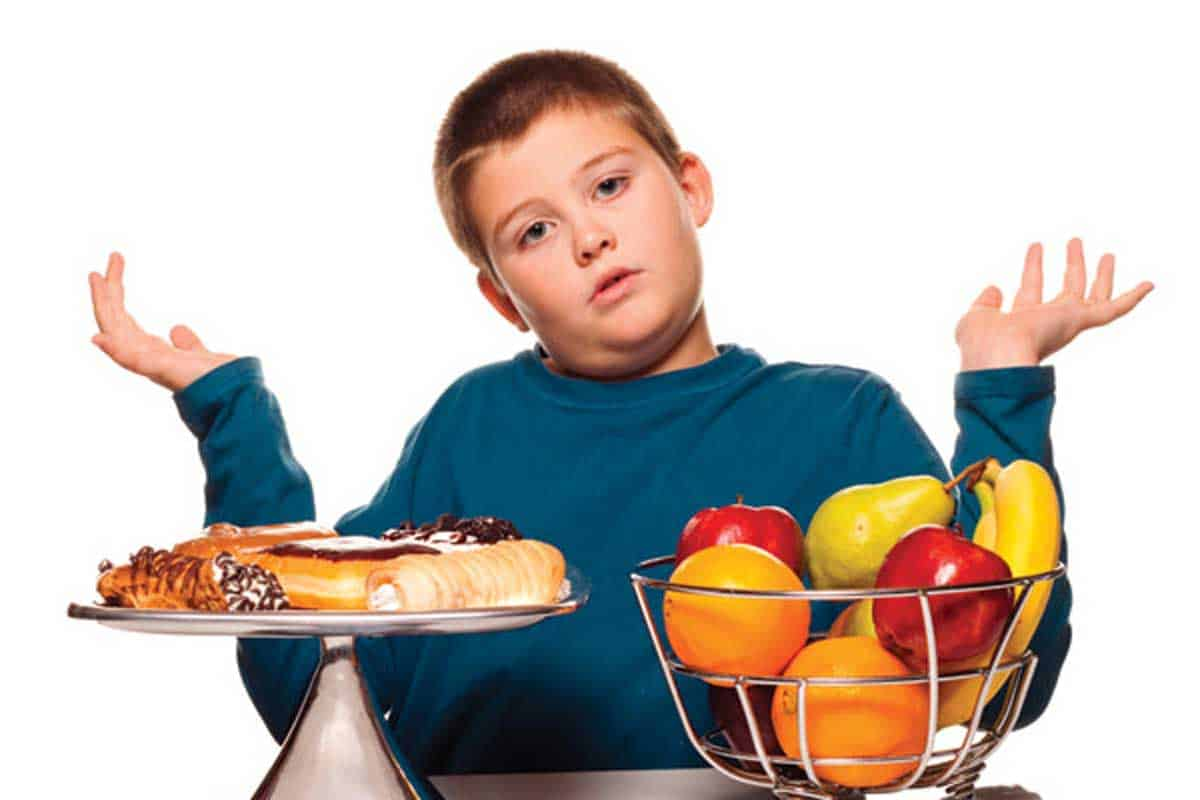 دليلك للتعامل مع مشكل السمنة عند الأطفال