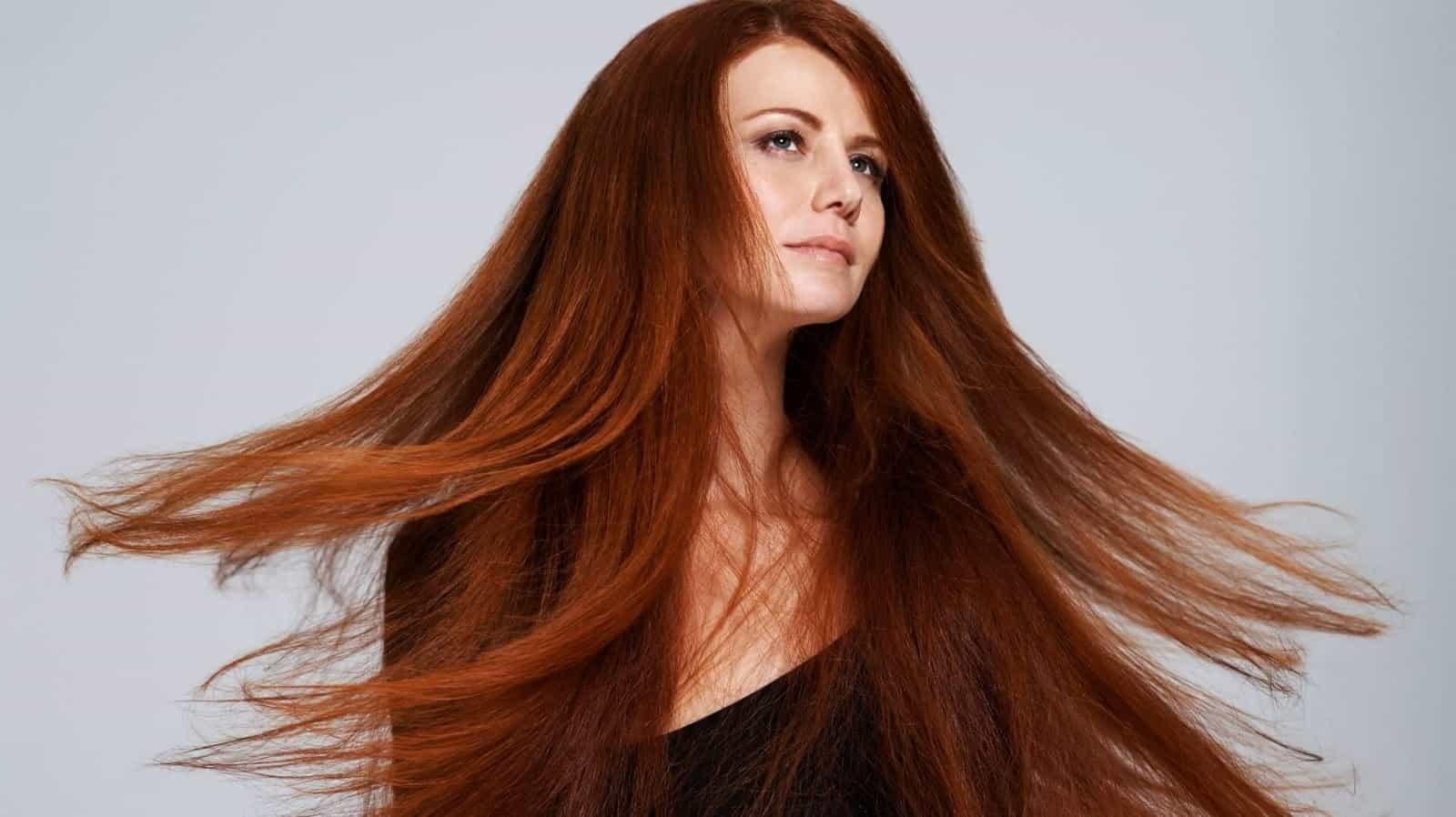 وصفات هندية لتكثيف الشعر