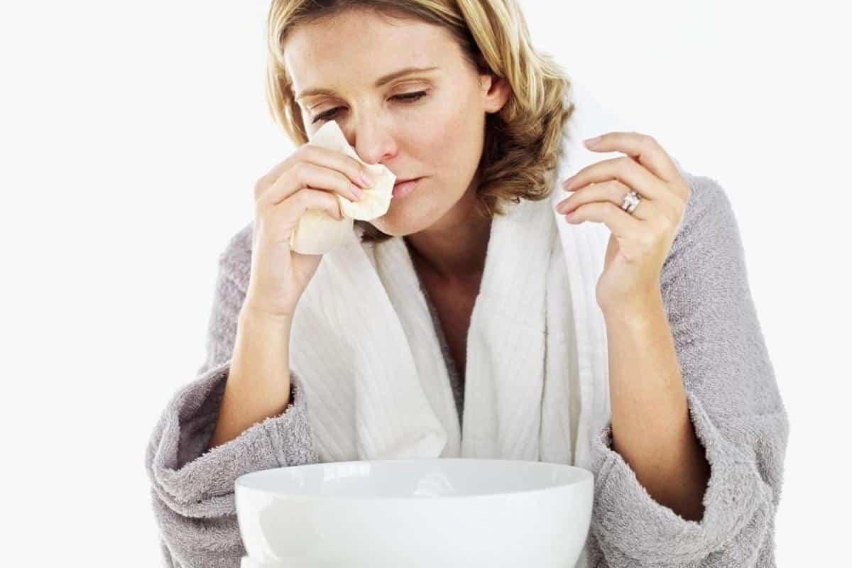 طرق طبيعية لعلاج الزكام