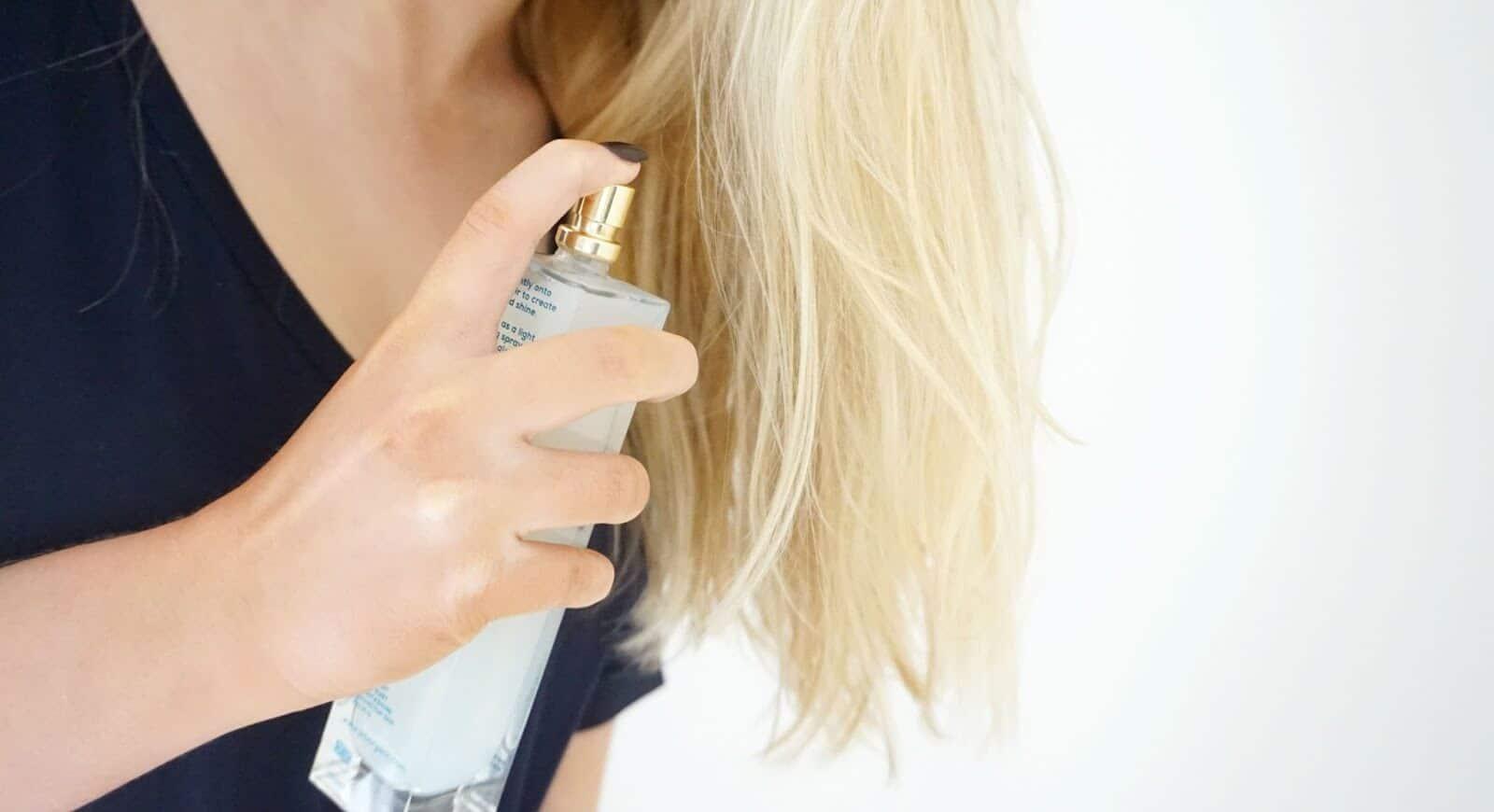 أفضل عطور الشعر