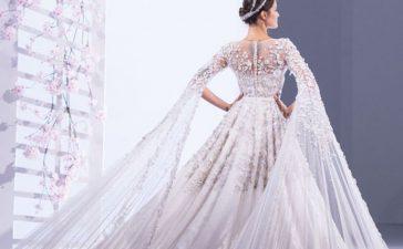 أفضل تصاميم فساتين زفاف من أسبوع الهوت كوتور بباريس 2020أفضل تصاميم فساتين زفاف من أسبوع الهوت كوتور بباريس 2020