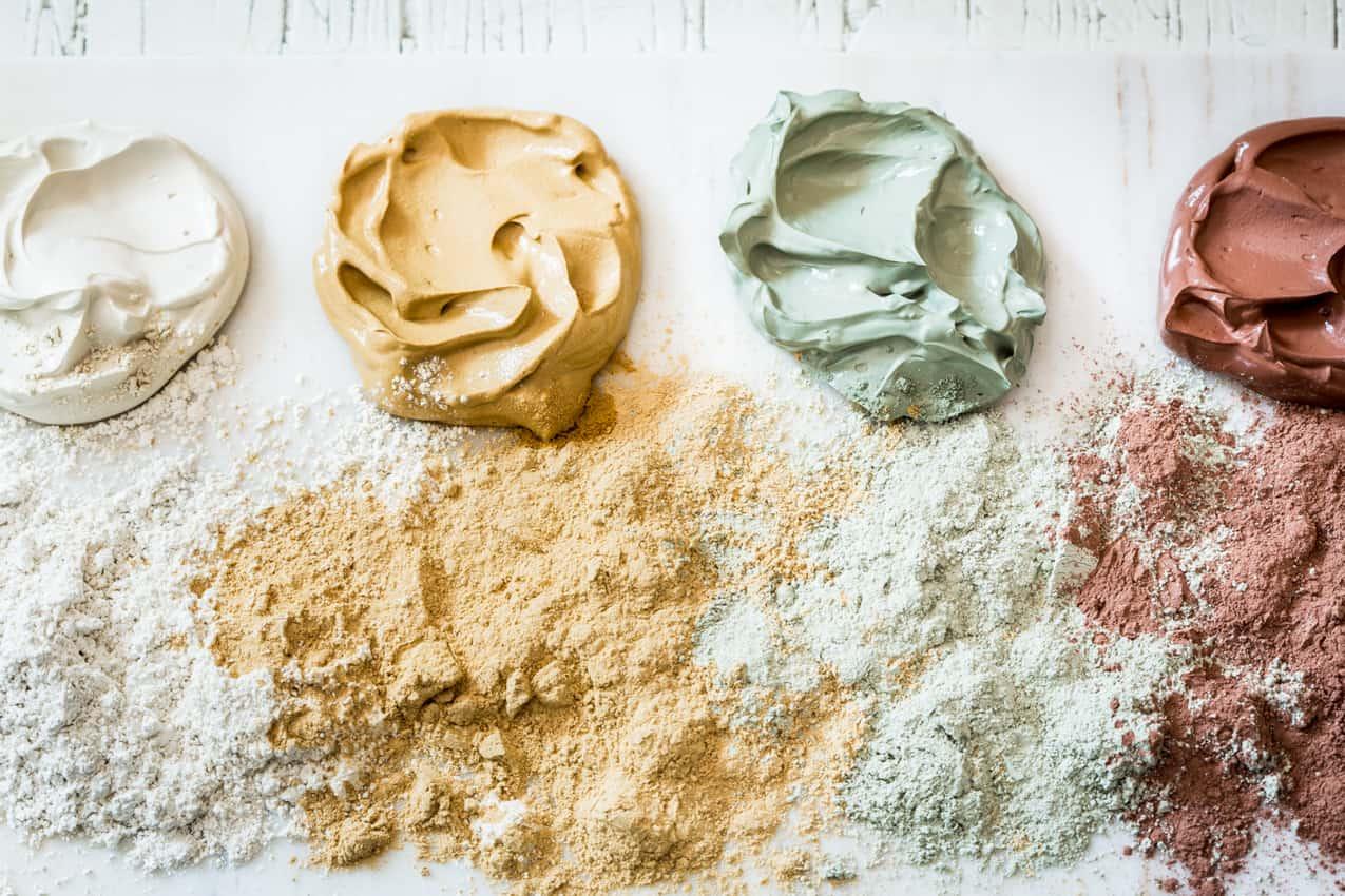 وصفات الطين الطبيعية لعلاج الأمراض الجلدية