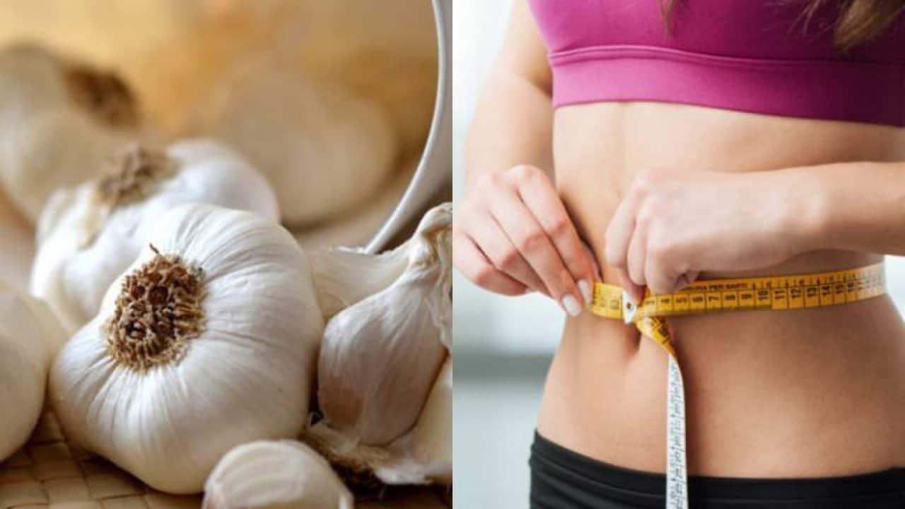 وصفات الثوم المساعدة على خسارة الوزن
