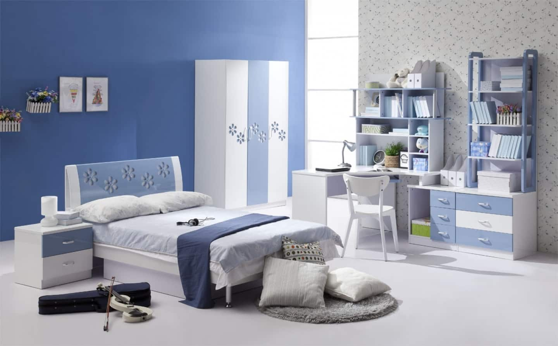 صيحات الموضة الرائجة لغرف نوم الأطفال