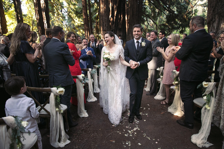 حفل زفاف خارجي