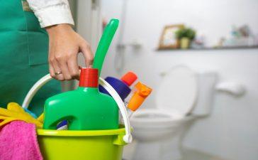 طرق تحضير منتجات تنظيف في المنزل