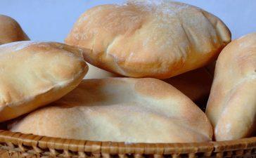 كيفية تجهيز الخبز العربي