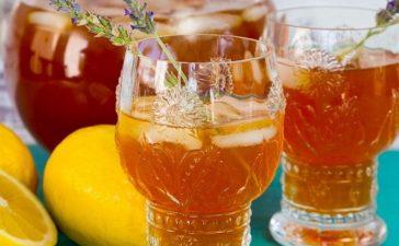 كيفية تجهيز شاي ايرل جراي بالبرتقال والقرفة