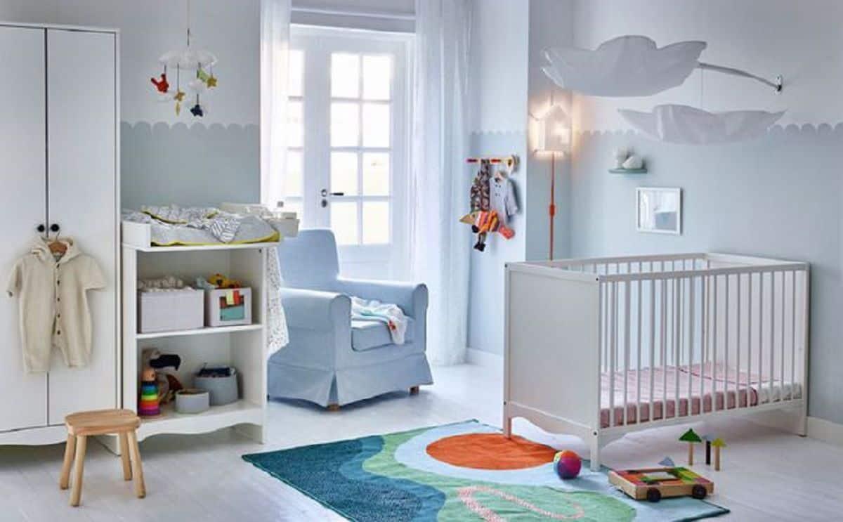 ستائر عصرية لغرف نوم الأطفال