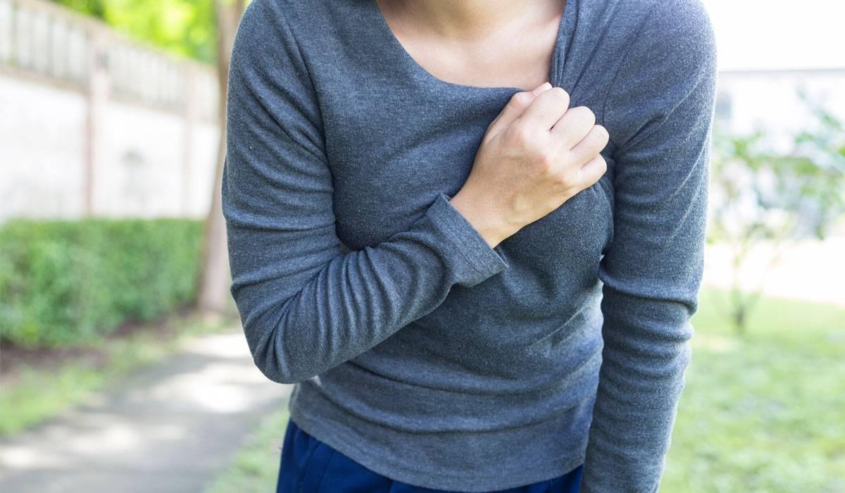 ألم الثدي قبل الدورة الشهرية