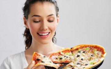 الوزن الزائد أثناء الحجر الصحي
