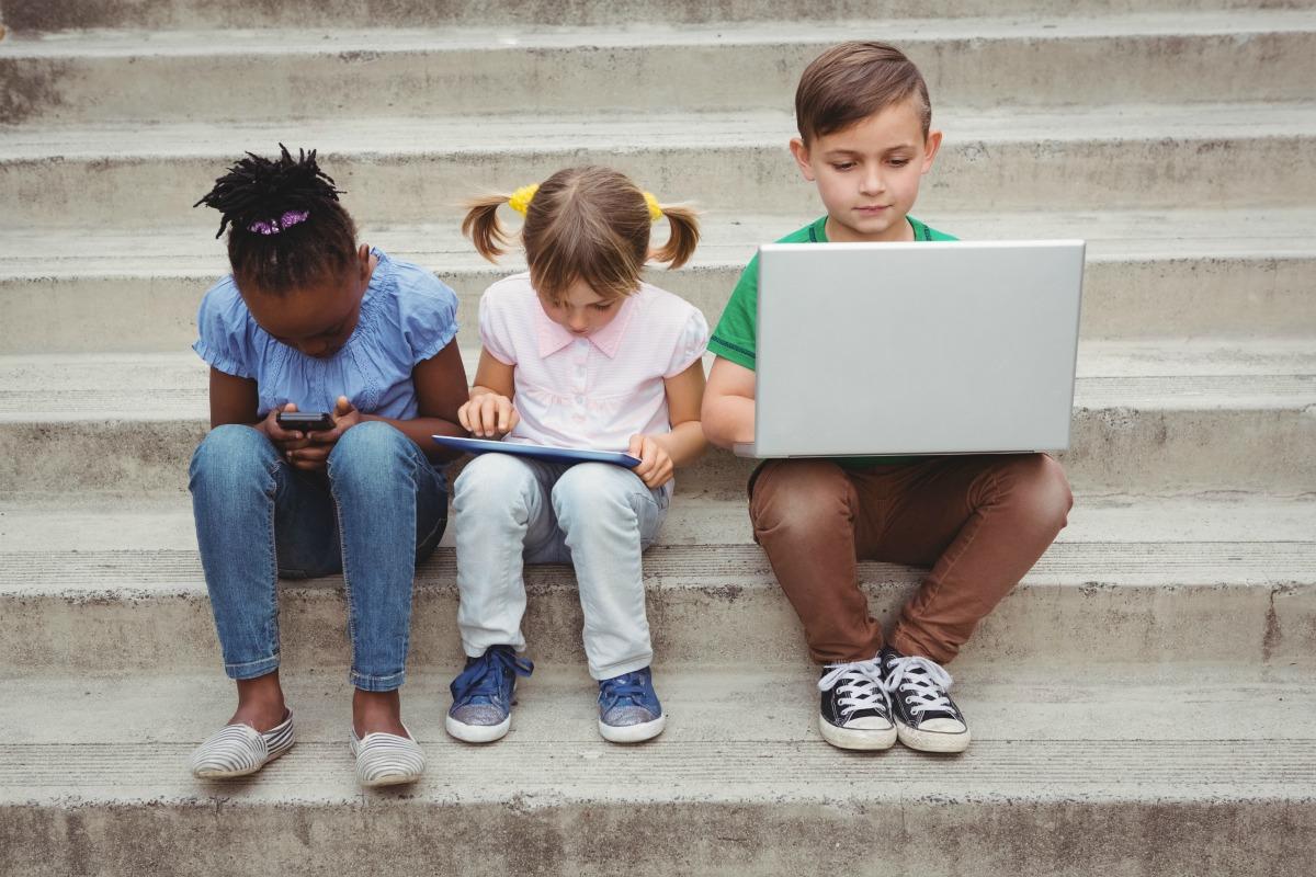 فرط استخدام التكنولوجيا عند الأطفال