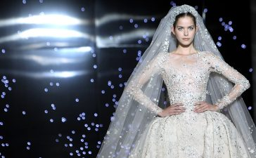 فساتين زفاف حالمة