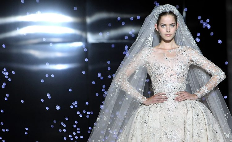 أجمل موديلات فساتين الزفاف من زهير مراد للعروس العصرية