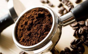 القهوة للشعر