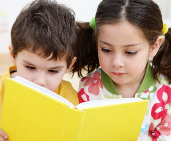 المطالعة الاطفال