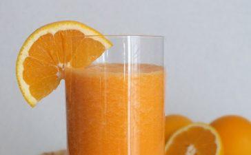كيفية تجهيز سموثي البرتقال