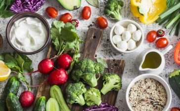 ريجيم ارتفاع الكولسترول