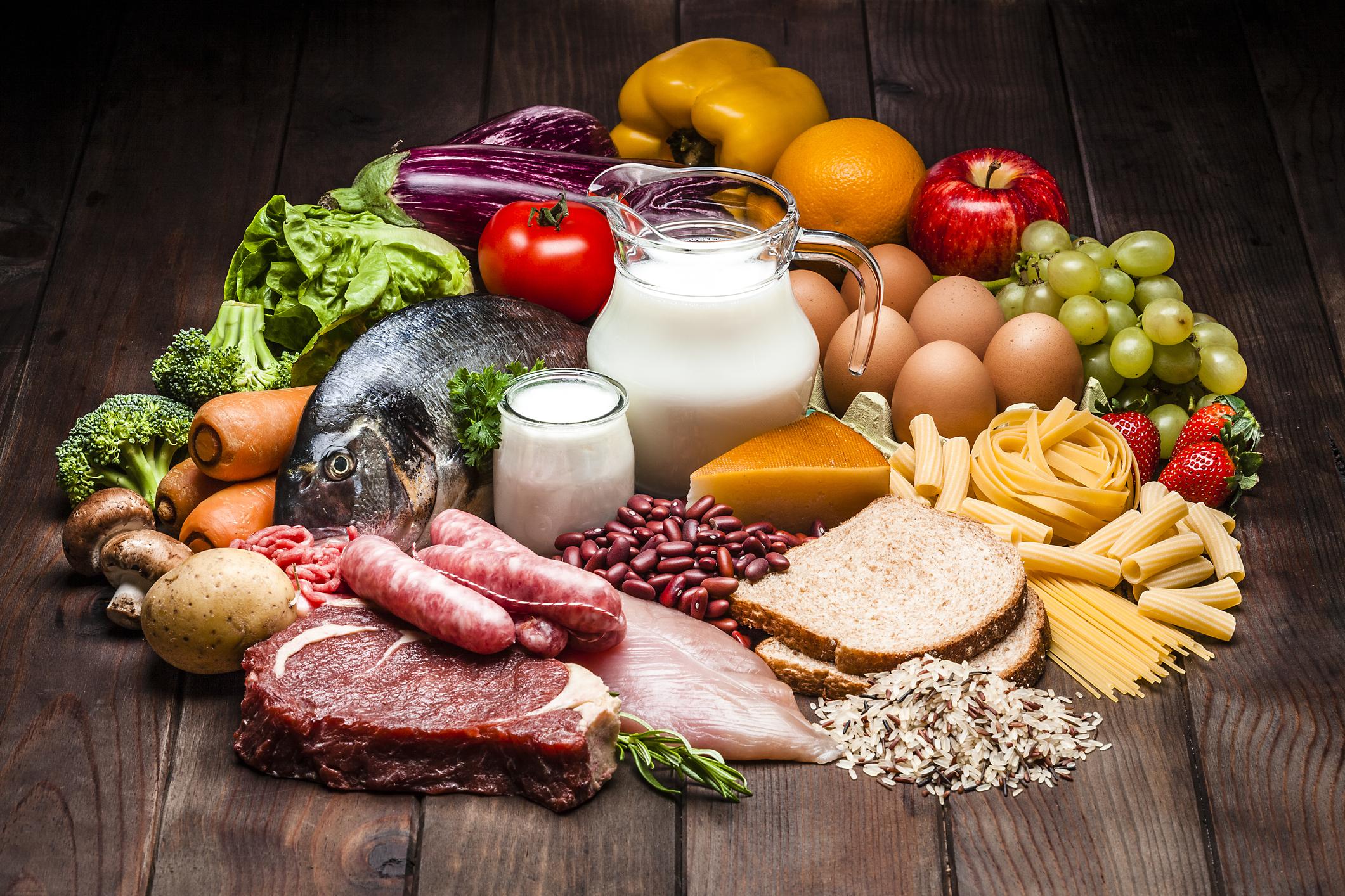 ريجيم غذائي متنوع لفقدان الوزن الزائد بدون حرمان