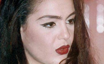 صورة نادرة للنجمة المصرية شريهان وهي ترقص في حفل زفاف!