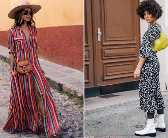 5 طرق أنيقة لارتداء الفستان الطويل هذا الصيف 2020