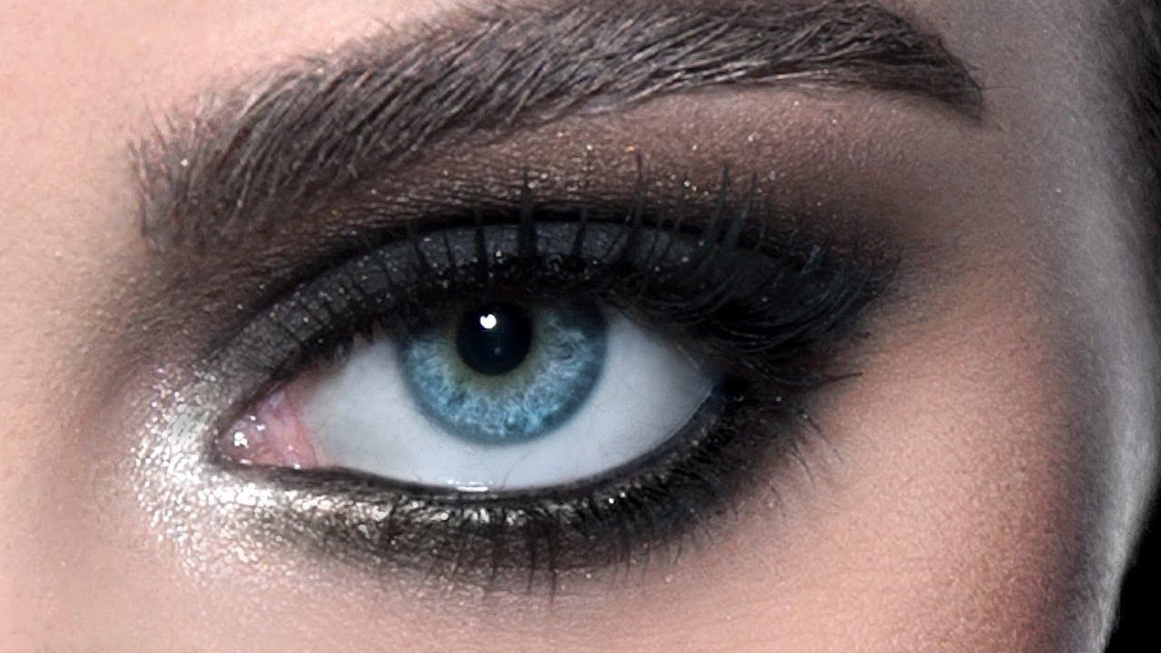 نصائح مكياج لصاحبات العيون الزرقاء عليك معرفتها