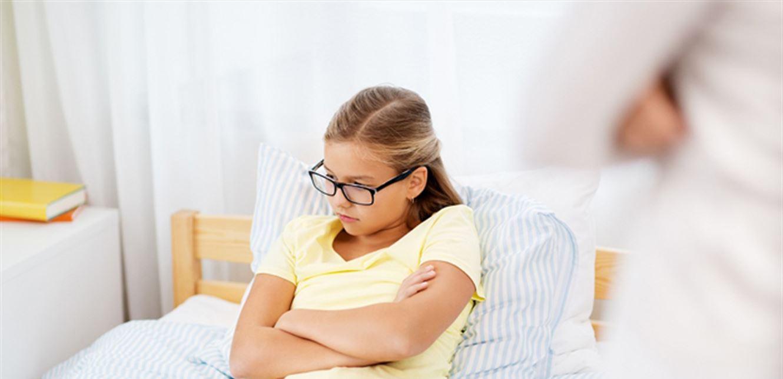 علامات القلق النفسي المراهقين