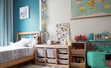 اكتشفي أجمل ديكورات غرف الأطفال لخريف 2020
