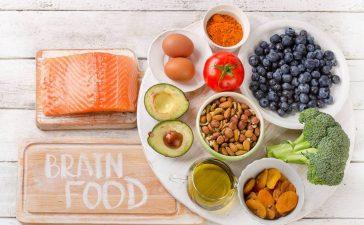 أطعمة صحة الدماغ