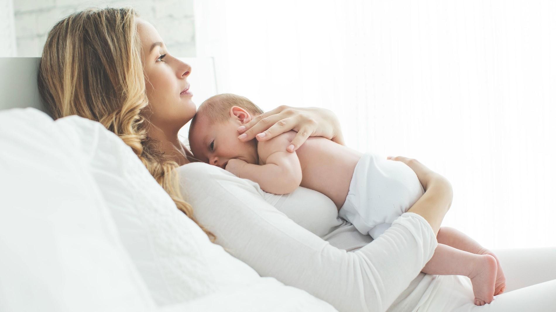 رشاقتك بعد الولادة