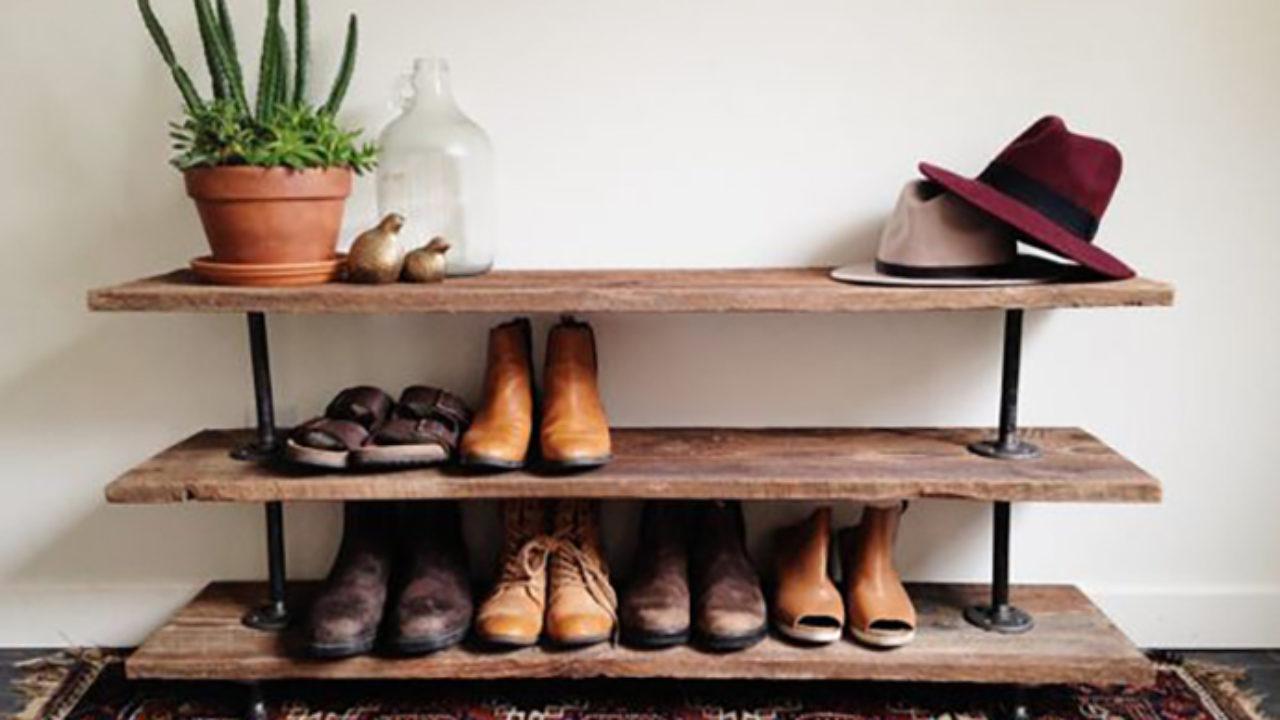 10 حيل لتخزين الأحذية في المساحات الضيقة عليك تجربتها