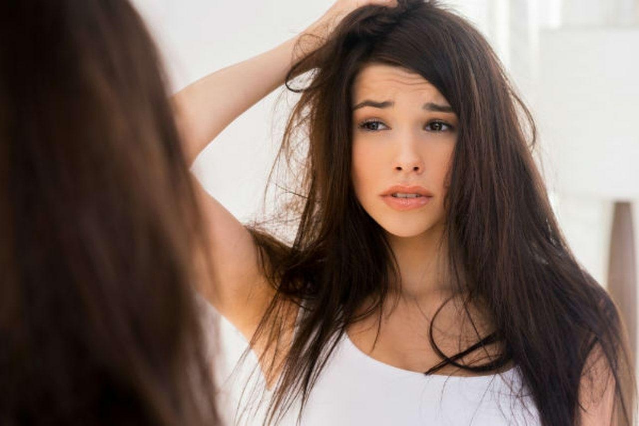 كهرباء الشعر المزعجة