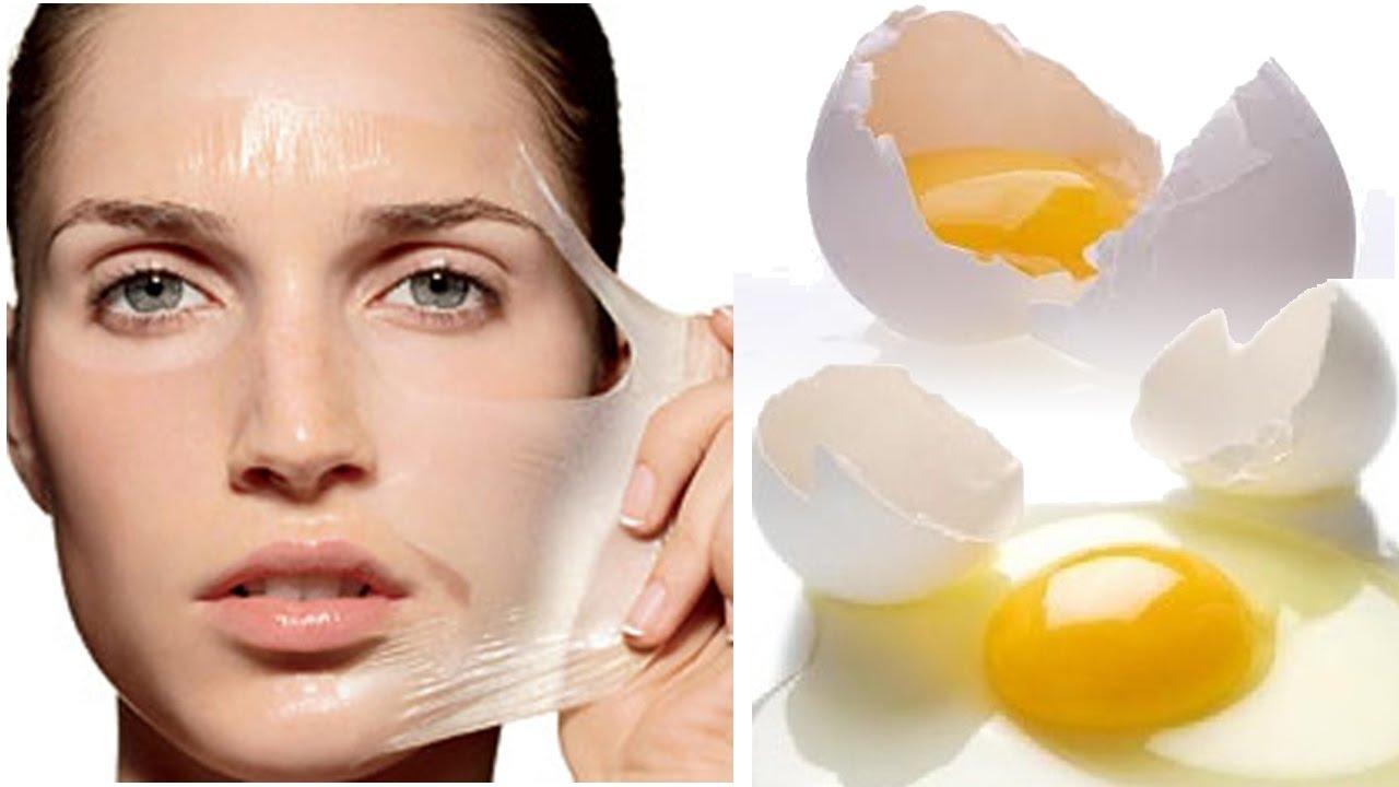 4 استخدامات جمالية لبياض البيض ستذهلك!
