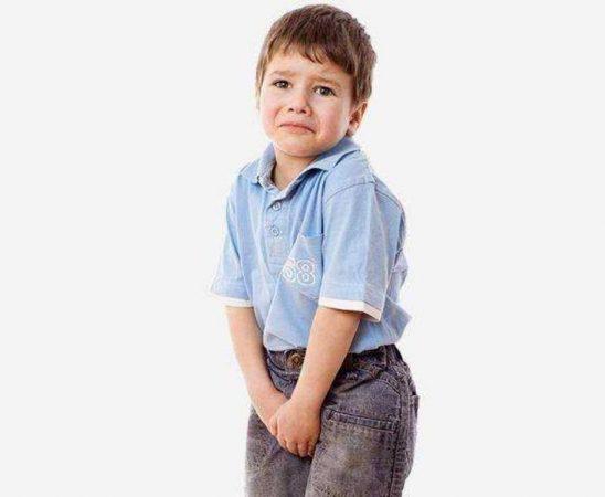 المسالك البولية عند الأطفال