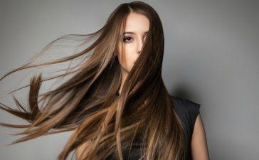 بطء نمو الشعر