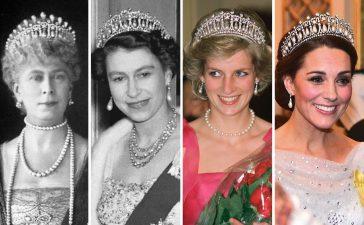 مجوهرات العائلة المالكة البريطانية