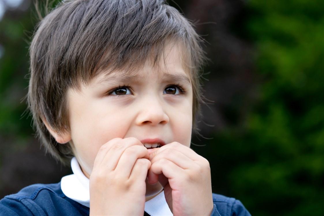 الحركات العصبية اللاإرادية عند الأطفال