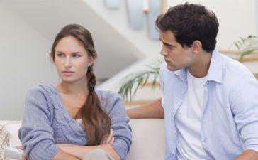 التوتر بين الأزواج