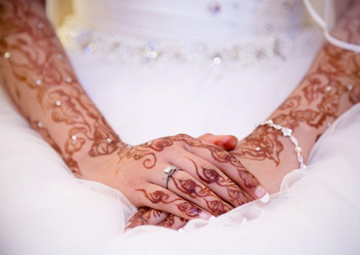 حناء العروس