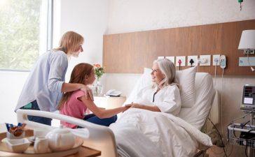 إتيكيت زيارة المريض