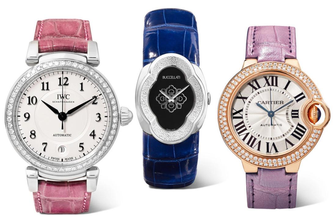 4 تصاميم ساعات يد ملونة لموسم الصيف 2021!