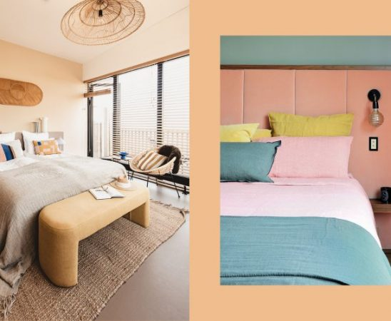 أجمل أفكار ديكور للغرف لموسم صيف