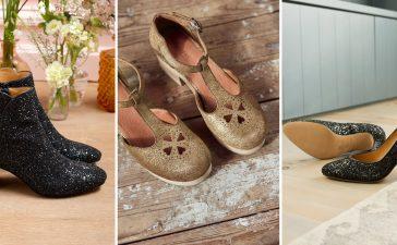 أجمل موديلات أحذية الترتر اللامع لإطلالة سهرة متميزة هذا الصيف!